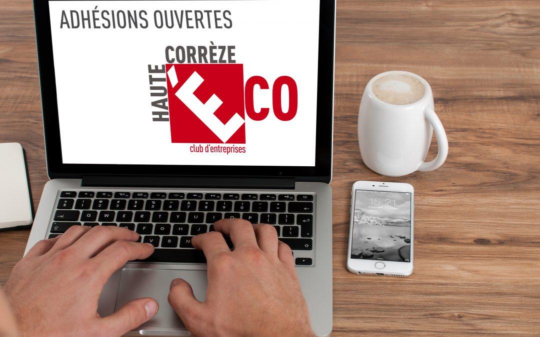 Adhésions ouvertes pour le club d'entreprises Haute-Corrèze Éco