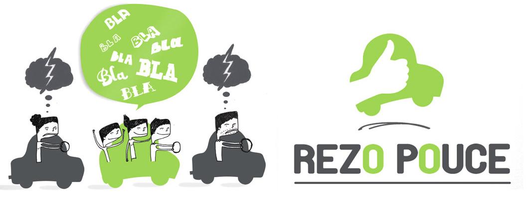 Faites du stop avec Rézo Pouce !