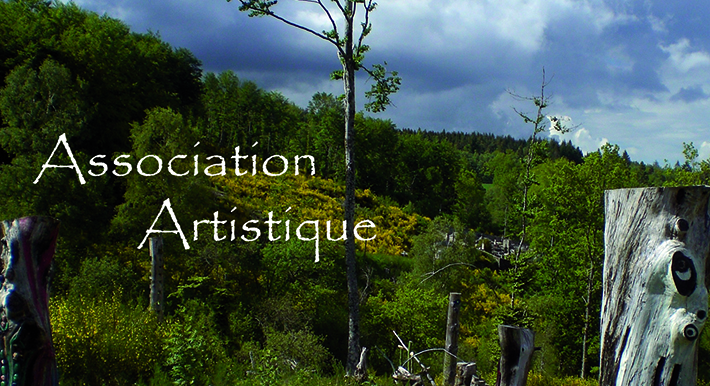 """Découverte des """"arbres redressés"""" à Saint-Setiers"""