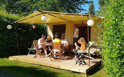 Découvrez une nouvelle façon de camper à Eygurande