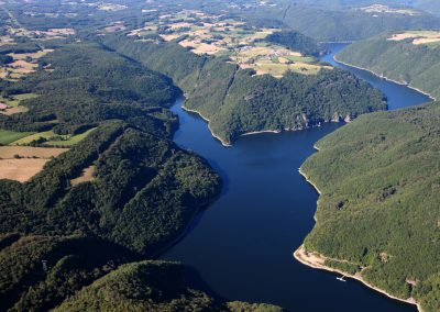 Schéma de valorisation des sites remarques du plateau de Millevaches aux gorges de la Dordogne