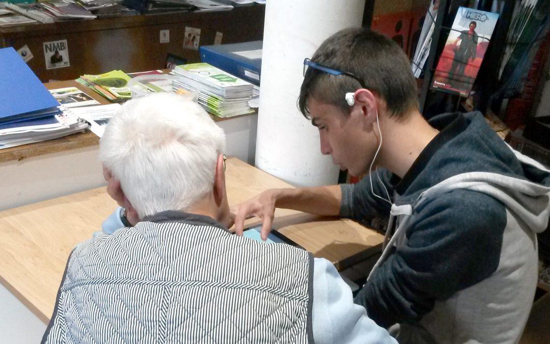 Accompagnement numérique seniors