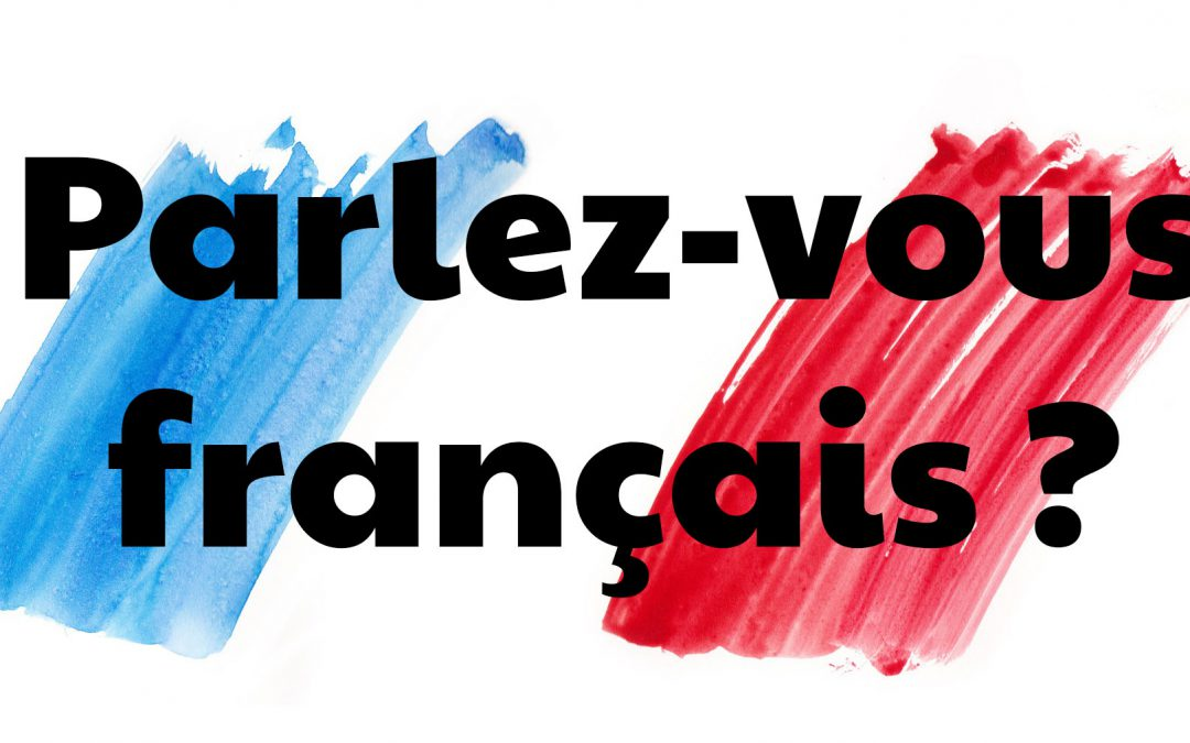 Atelier de conversation française pour les personnes non francophones