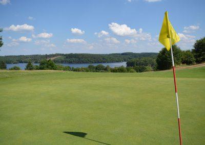 Extension du golf de Neuvic