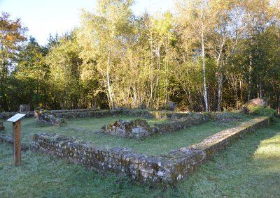 Plan de développement des sites archéologiques