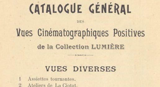 CINÉMA – Programme Lumière (Ussel)