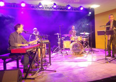 Concert Elegua Jazz