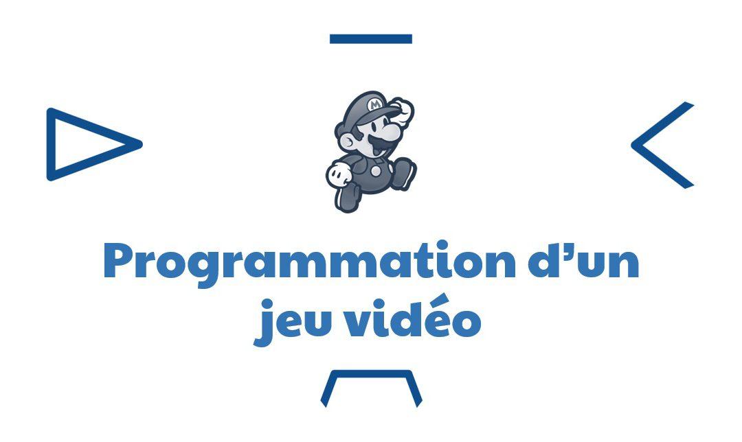 ATELIER NUMÉRIQUE CRÉATIF – Programmation jeux vidéo (Meymac)
