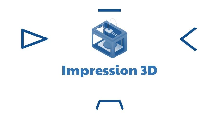 ATELIER NUMÉRIQUE CRÉATIF – Impression 3D (Ussel)