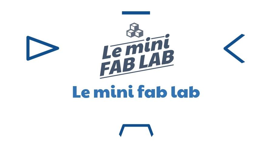 ATELIER NUMÉRIQUE CRÉATIF – Le mini fab lab (Ussel)
