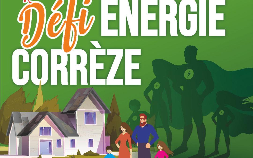 """Prêt à relever le défi """"Énergie Corrèze"""" ?"""