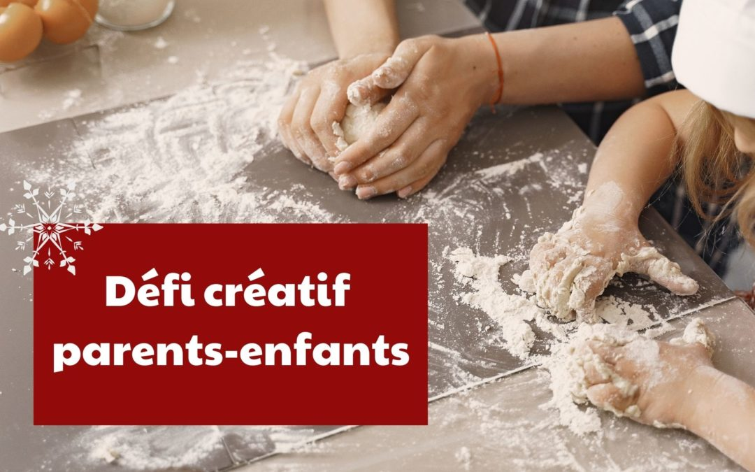 Défi créatif parents-enfants
