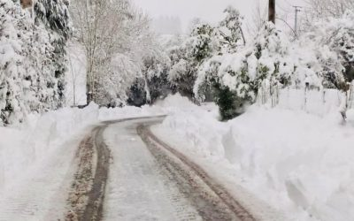 Vigilance orange neige et verglas