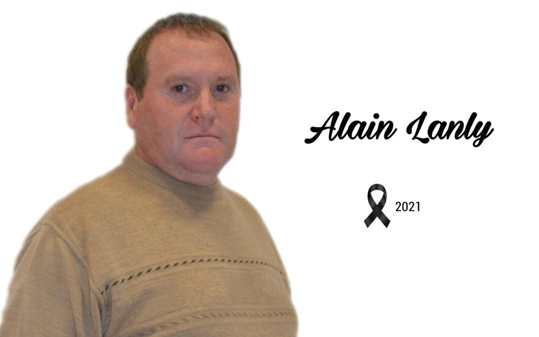 Décès d'Alain Lanly, Maire de Saint-Etienne-aux-Clos