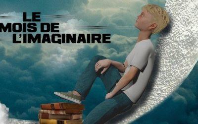 Le Mois de l'imaginaire s'invite à la Médiathèque