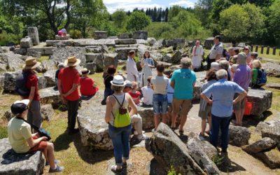 Les sites gallo-romains se dévoilent