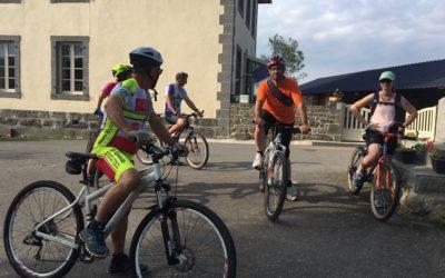 Le premier et seul parcours à vélo de géocaching est en Haute-Corrèze