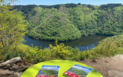 25 belles balades pour randonner en Corrèze